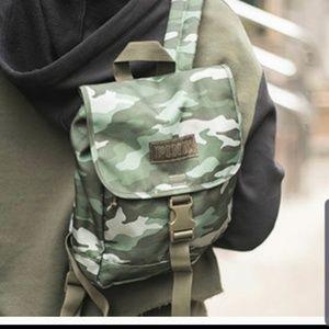 Victoria's Secret Bags - Victoria's Secret Mini Camo Backpack